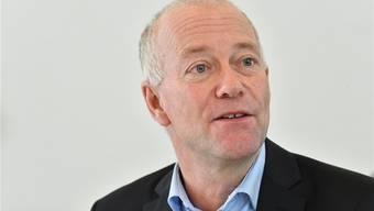 Martin Wey hat die Kampagne gegen die kantonale Energiegesetzrevision als Privatperson unterstützt.