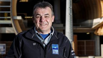 Ist mehr als zufrieden: Seilbahn-Geschäftsführer Konrad Stuber.