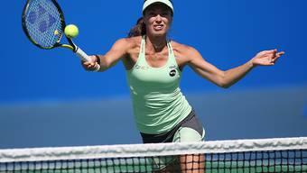 Auftakt nach Mass für Martina Hingis am WTA-Doppelturnier in Doha