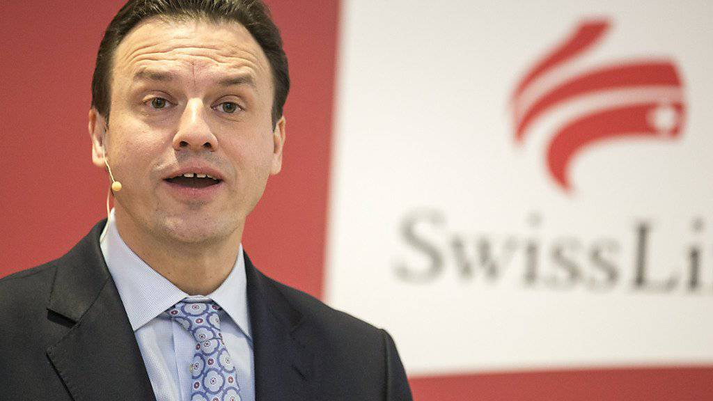 Swiss Life-Chef Patrick Frost kann sich über mehr Gewinn freuen.