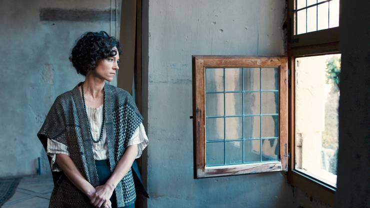 Katharina von Arx (Sabine Timoteo) im Film «Bis ans Ende der Träume».