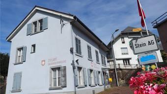 Die Steiner Stimmberechtigten haben entschieden: Das alte Zollhaus wird nicht saniert. Archiv