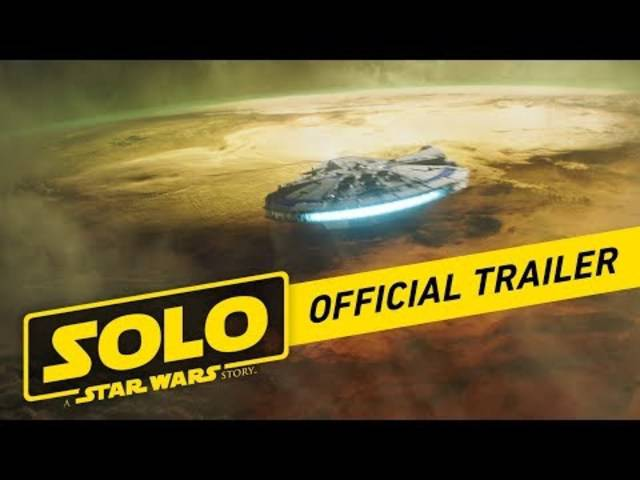 Filmtrailer: «Solo – A Star Wars Story»