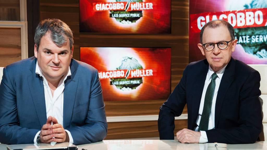 Giacobbo & Müller: Aus und Vorbei