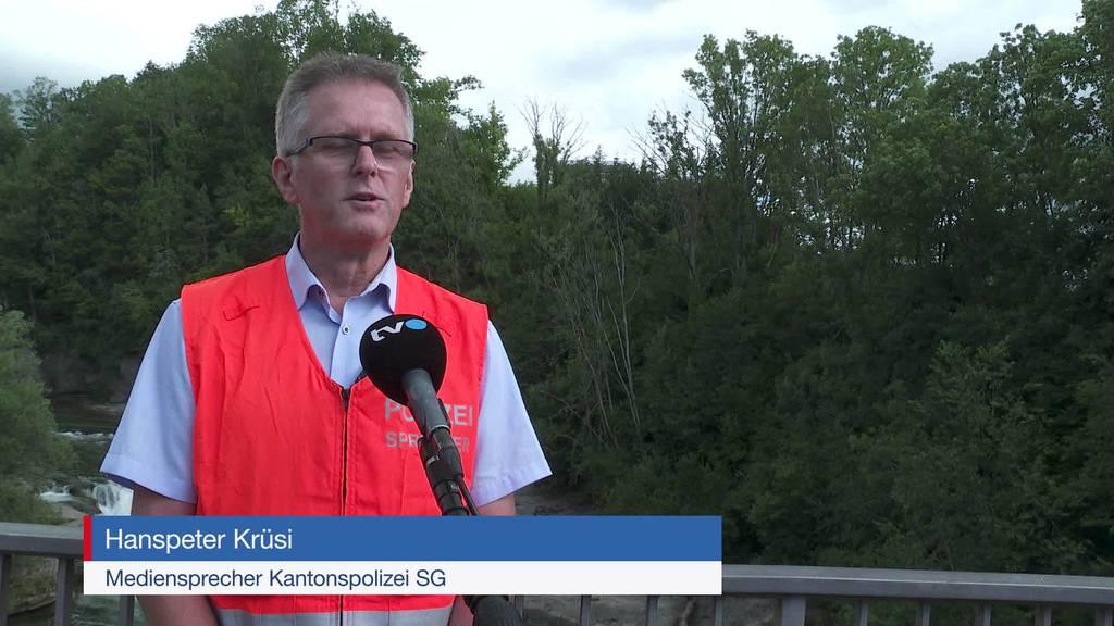 Im Gespräch: Kapo-Mediensprecher Hanspeter Krüsi zum Vorfall