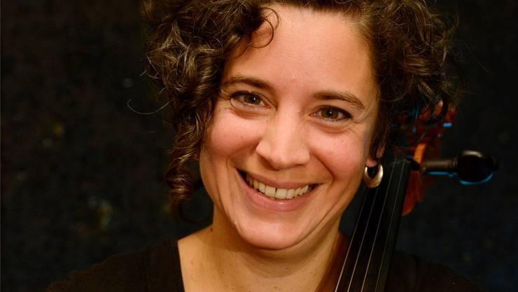 Die Cellistin Barbara Gasser tritt zweimal im «Kreuz» auf. Hansjörg Sahli