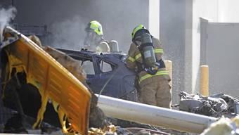 Flugzeugabsturz in Melbourne