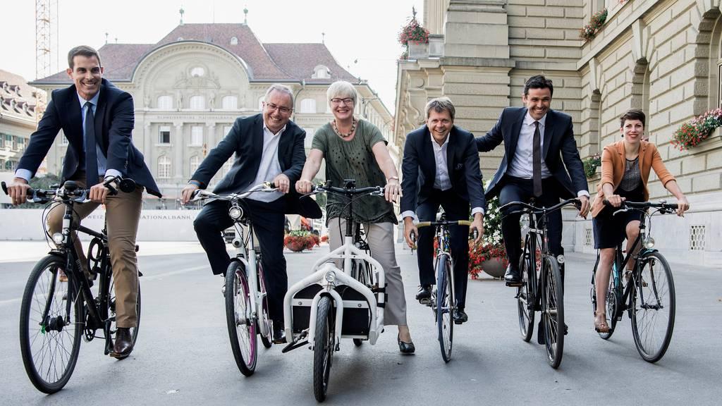 Nach Bundesratsentscheid: Velolobby wehrt sich gegen Helmpflicht für E-Bikes