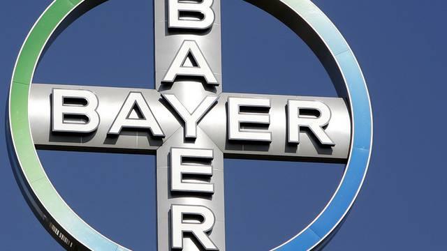 Das Bayer-Logo (Archiv)