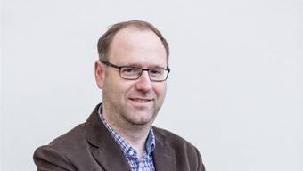 Simon Burger ist Leitender Staatsanwalt und SVP-Einwohnerrat in Aarau.
