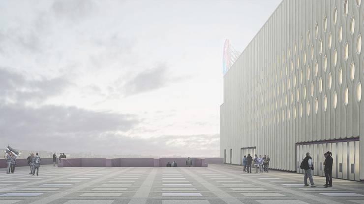 Für das neue Stadion müssen 120 Schrebergärten weichen.