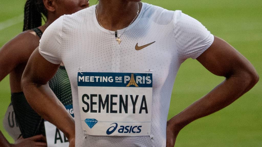 Semenya weicht auf 3'000-m-Distanz aus