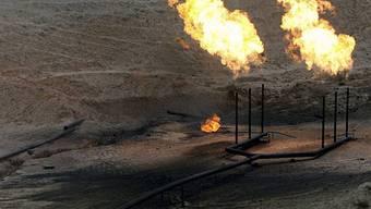 Erdöl im Iran sorgr für Interessenkonflikt zwischen China und den USA (Archiv)