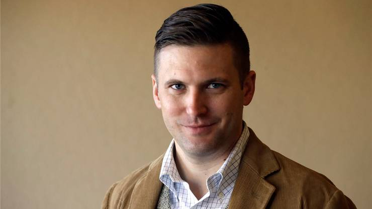 Richard Spencer. key