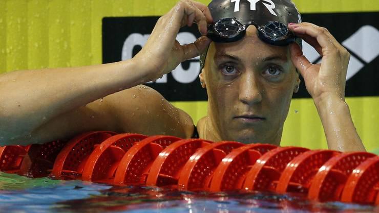 Noemi Girardet wurde für Olympia in Rio selektioniert