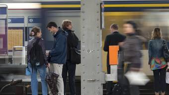Auch der Bahnhof Lausanne war von einer Stellwerkstörung betroffen (Archiv)
