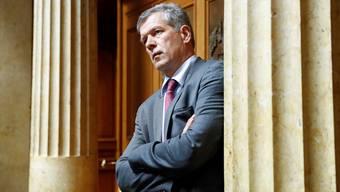 Nationalrat Thomas de Courten polarisiert und sorgt für Spannungen zwischen SVP, FDP und CVP.