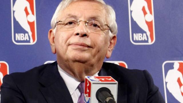 David Stern sagt sämtliche im November geplanten NBA-Spiele ab.