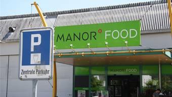 Die Uhr von Manor Food am Standort Solothurn läuft 2018 ab.