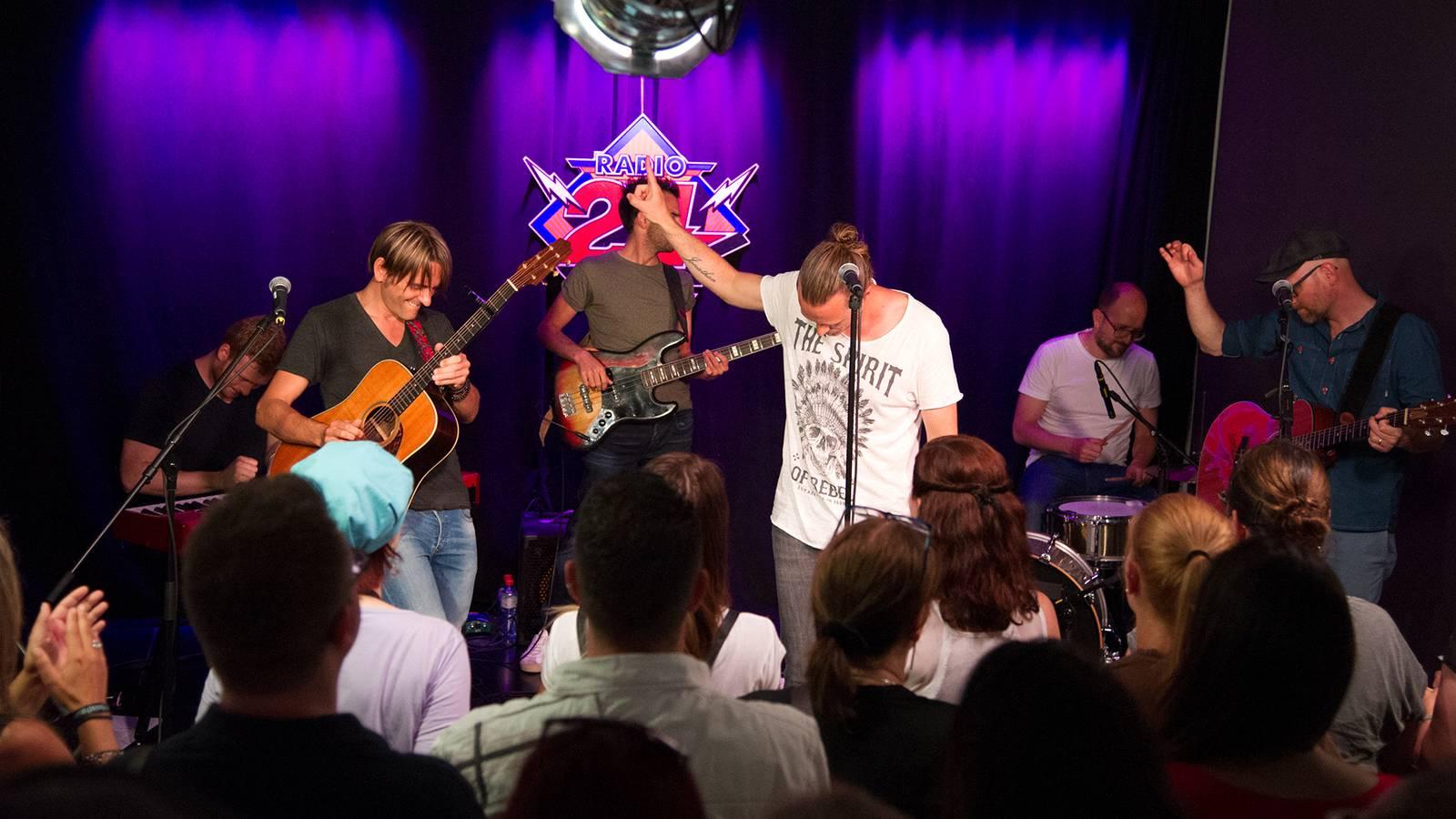Das war die #stage24 mit Dada Ante Portas (© Radio 24)