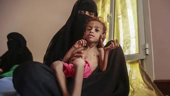 Am Rande des Abgrunds: Die Lage im Jemen gilt als schwerste humanitäre Krise weltweit.