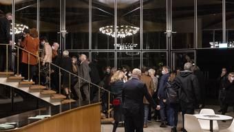 Das Kurtheater ist im Herbst nach einem 34-Millionen-Umbau wiedereröffnet worden