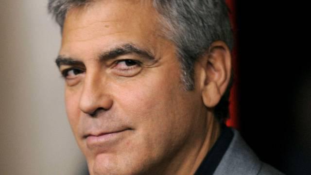 George Clooney plant einen neuen Film (Archiv)