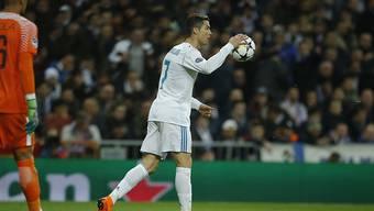 Cristiano Ronaldo war erneut entscheidend
