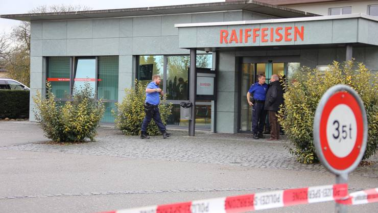 Raiffeisenbank Recherswil