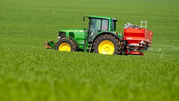 Landwirte können heute einen Teil ihrer Benzin- und Dieselkosten zurückverlangen.