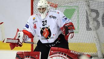 Penalty-Killer: Visp-Goalie Matthias Schoder