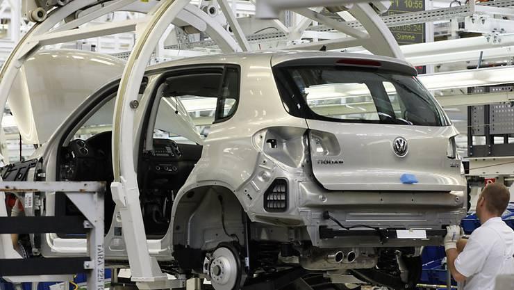 Die starke Nachfrage aus der Autoindustrie hilft Feintool über die schwierige Währungssituation hinweg (Archiv).