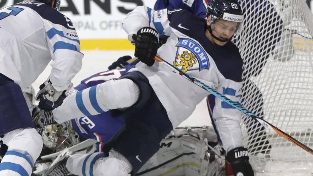 Die Finnen mussten einen weiteren Rückschlag hinnehmen