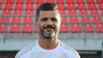 Muri-Trainer Miga Dedic verlässt den Verein per Ende Saison auf eigenen Wunsch.
