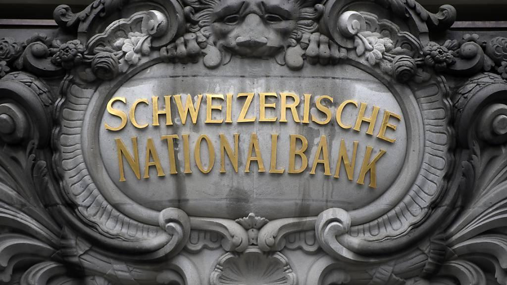 Die SNB hat  von der guten Börsenentwicklung im dritten Quartal profitiert. (Archivbild)