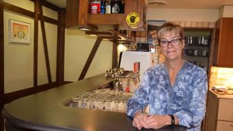 Das Restaurant «Helvetia» ist seit 20 Jahren die berufliche Heimat von Wirtin Heidi Schmid.