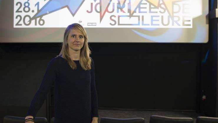 Seraina Rohrer ist die Direktorin der Solothurner Filmtage.