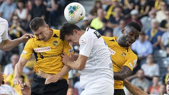 YB empfängt im Schweizer Cup den FC Zürich.