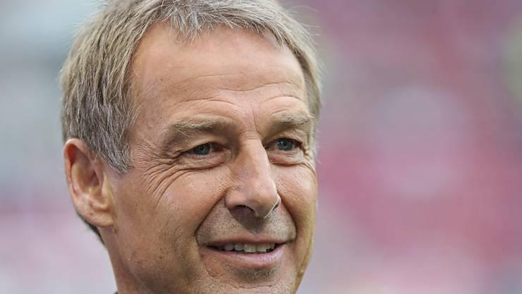 Der ehemalige deutsche Nationaltrainer Jürgen Klinsmann ist neuer Trainer von Hertha Berlin