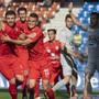 Challenge League, 9. Runde: FC Vaduz - FC Aarau (26.09.2019)