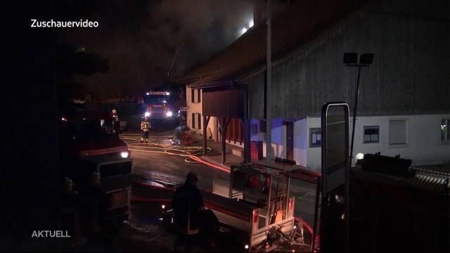 Brand in Himmelried: Tote Person in Wohnung aufgefunden