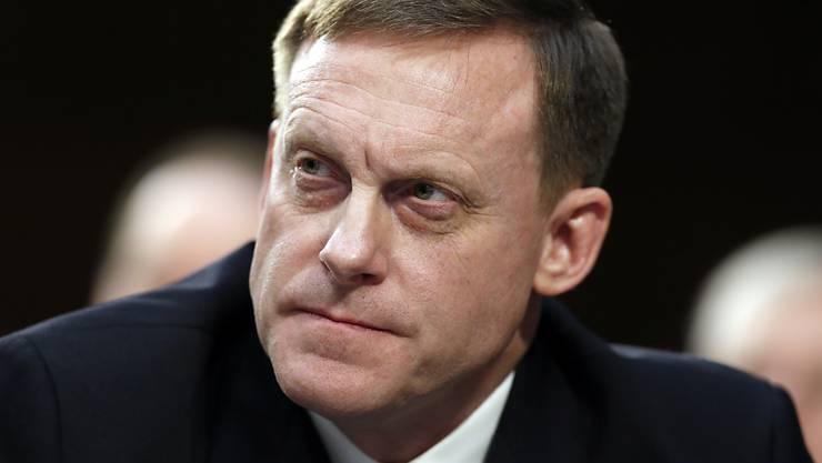 Der Chef des US-Geheimdienstes NSA, Mike Rogers, will seinen Posten aufgeben. (Archivbild)