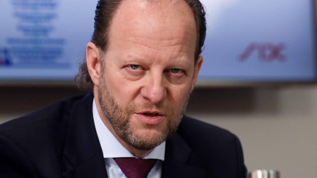 Die SIX soll laut ihrem Chef Jos Dijsselhof zu den weltweit führenden Börsen gehören. (Archivild)