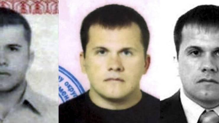 Der zweite Attentäter soll in Tat und Wahrheit Alexander Jewgeniwitsch Mischkin sein – ein Militärarzt des russischen Geheimdiensts GRU.