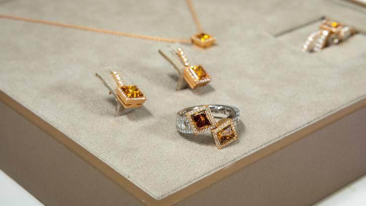 So sehen die Diamanten aus dem Seeländer Labor aus.