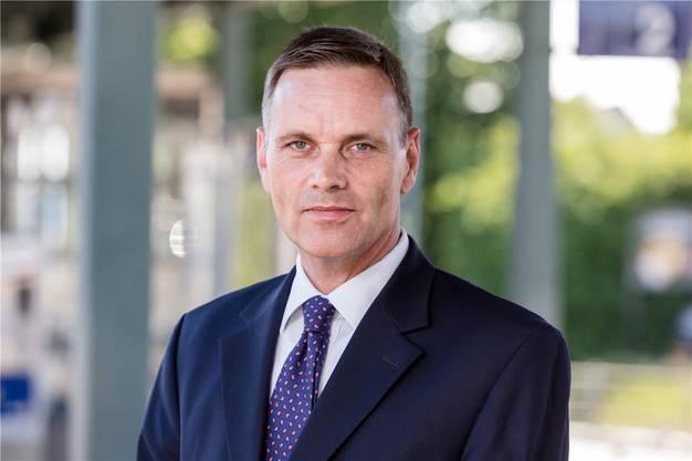 SVP-Fraktionschef Jean-Pierre Gallati will Roth-Nachfolger werden. Bild: san