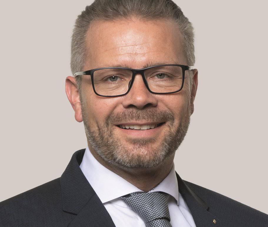 Thomas Rechsteiner wurde nicht von seiner Partei der CVP nominiert, sondern von kantonalen Gewerbeverband.