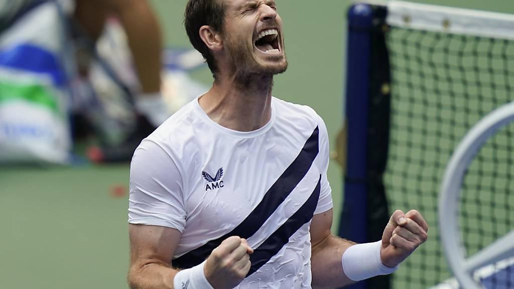 Hofft nach zwei schwierigen Jahren auf ein grosses Comeback: Andy Murray