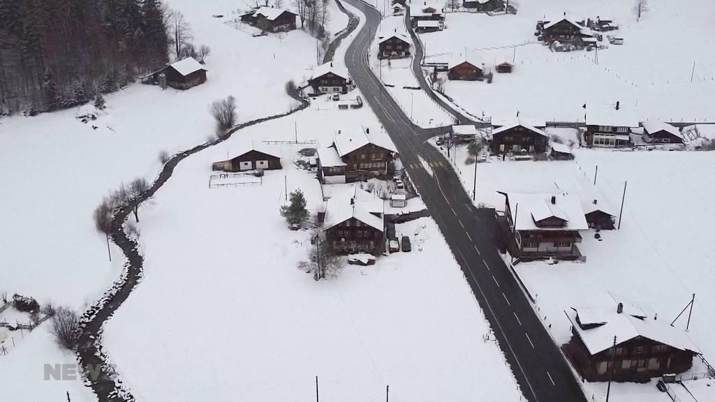 Dorf-Evakuierung: Mitholzer wehren sich mit offenem Brief an Viola Amherd