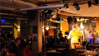 Der Dampfschiffkulturclub und das Jugendhaus Piccadilly in Brugg veranstalten gemeinsam einen Newcomer Bandcontest.